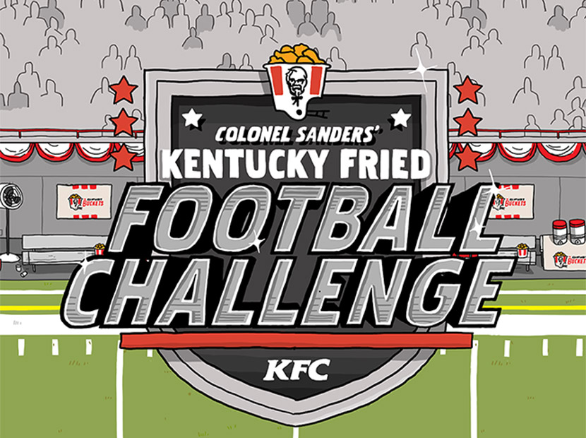KFC'den Instagram'a özel video oyunu