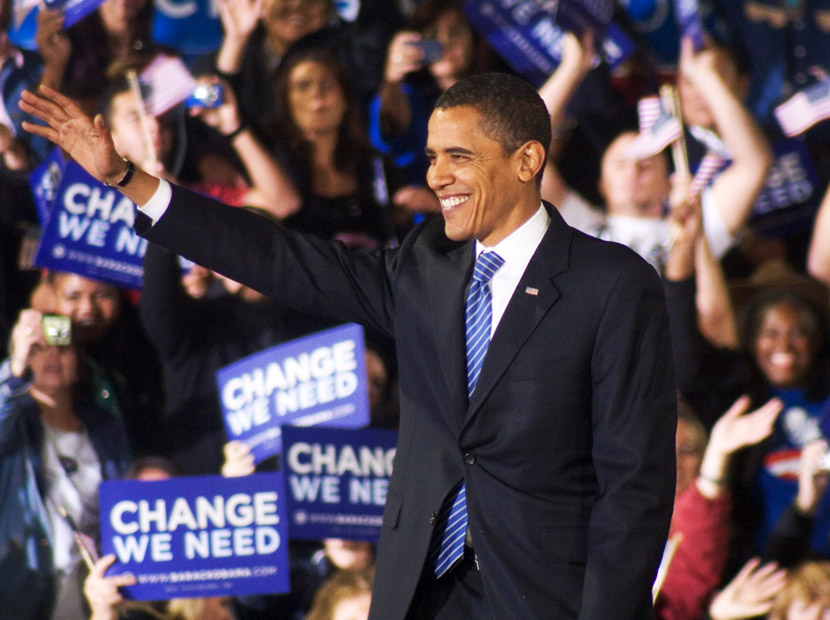 Spotify'dan Obama'ya iş teklifi