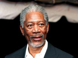 THY'nin yeni reklam yüzü Morgan Freeman