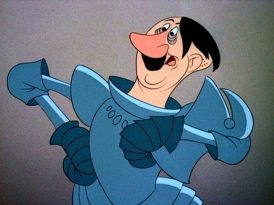 Walt Disney sunar: Propaganda sanatı