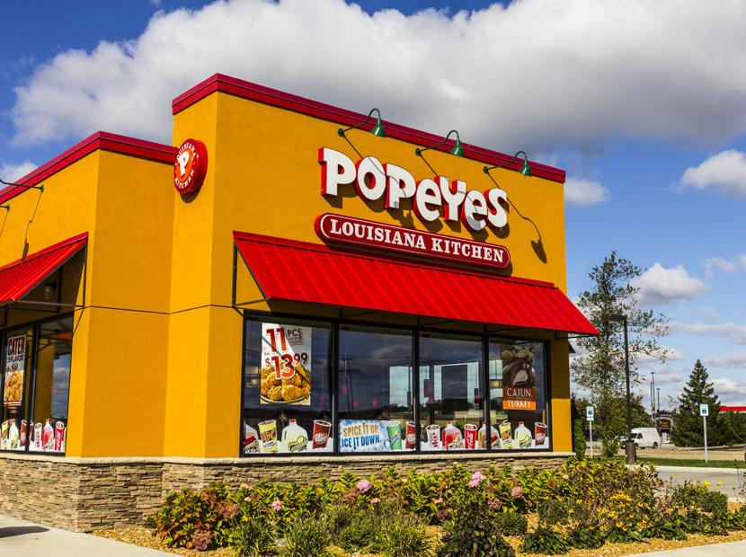 Burger King Popeyes'ı satın alıyor