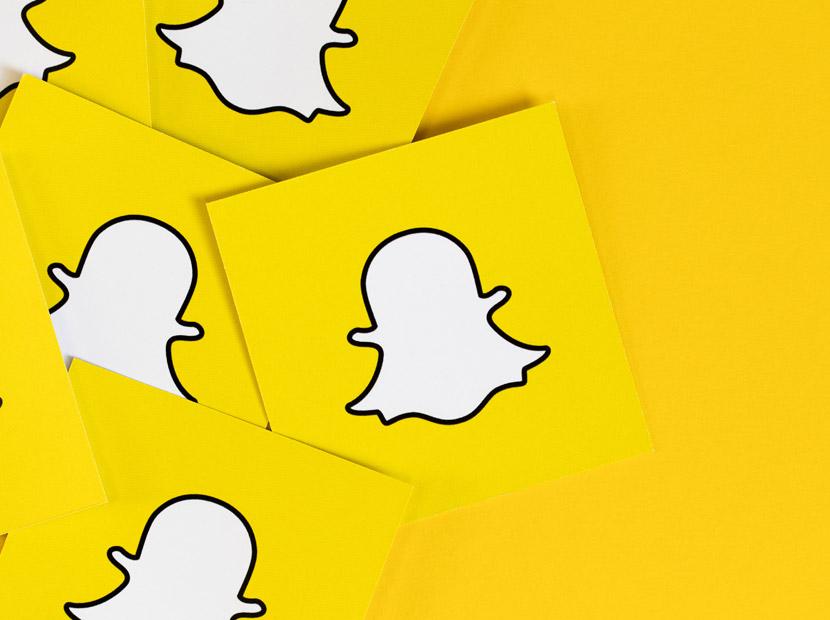 Cinsiyet eşitsizliği Snapchat'te