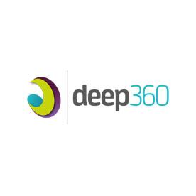 Deep360 logo