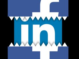 Facebook'tan LinkedIn'e nazire
