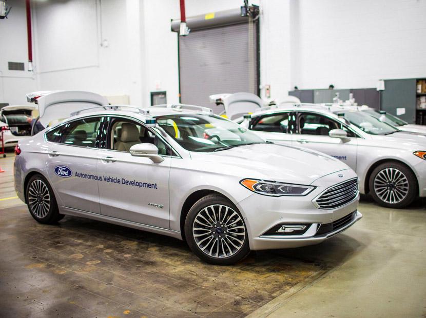 Otonom araçlara dair Ford'un bir çift sözü var