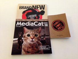 MediaCat dopdolu şubat sayısıyla sizinle