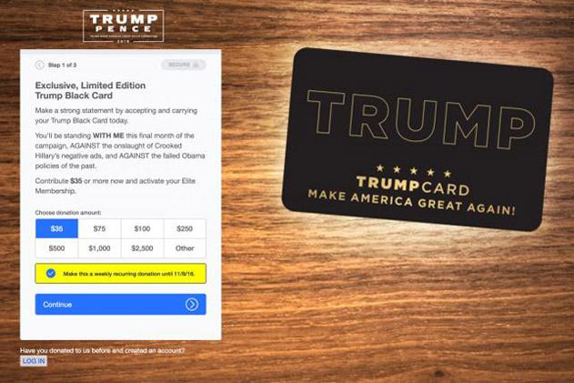 Trump markasını anlamak