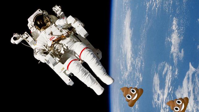 Mission Uzay Kakası tamamlandı