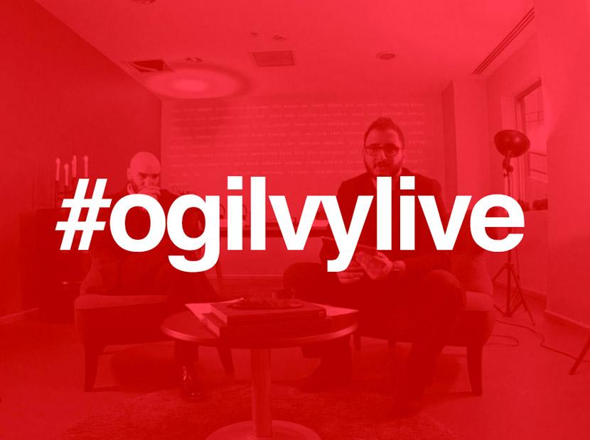 Ogilvy İstanbul canlı yayınlara başlıyor