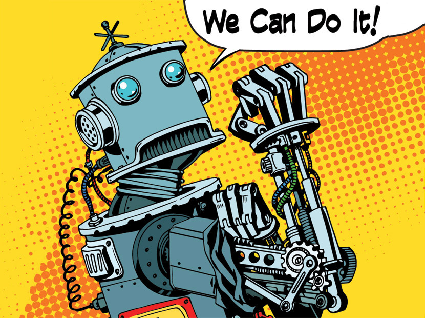 Robotların ele geçireceği ilk 5 meslek