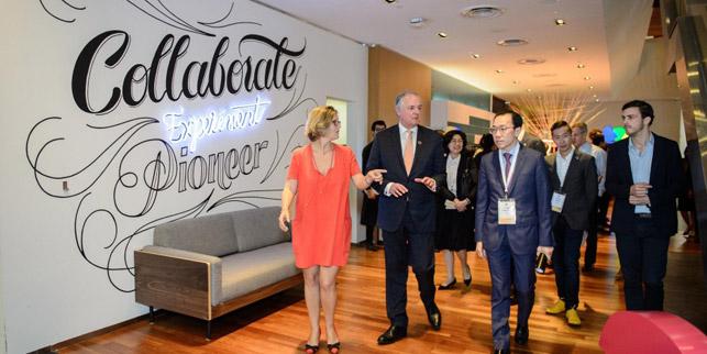 Unilever Foundry ilk co-working alanını Singapur'da açtı