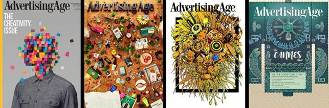 Ad Age'in kapak tasarımı yarışması başlıyor