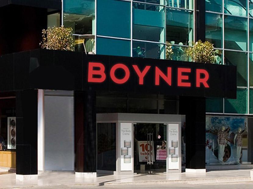 Boyner'in reklam konkuru sonuçlandı