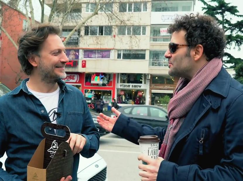 Erdil Yaşaroğlu ve Mirgün Cabas'tan ilginç kapışma