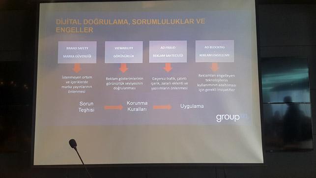 GroupM marka güvenliği standartlarını paylaştı