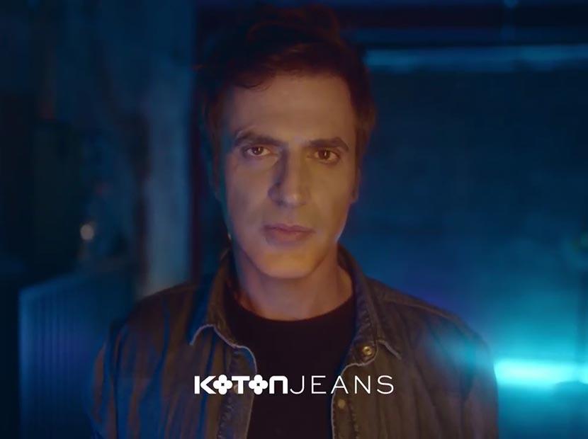 Koton Jeans Teoman ile paramparça