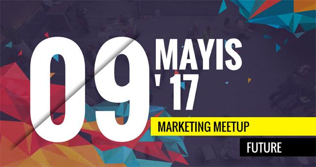 Marketing Meetup için geri sayım başladı