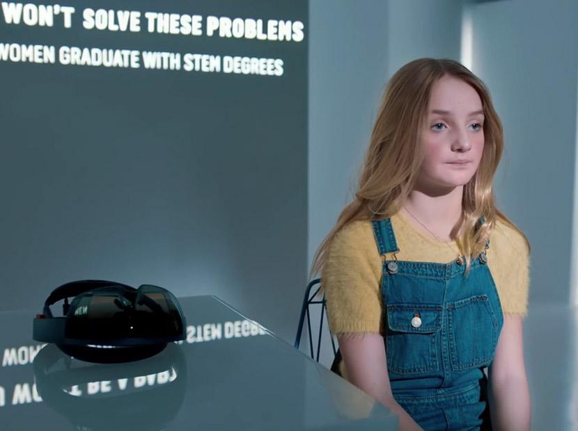Bilime meraklı kız çocuklarının destekçisi Microsoft