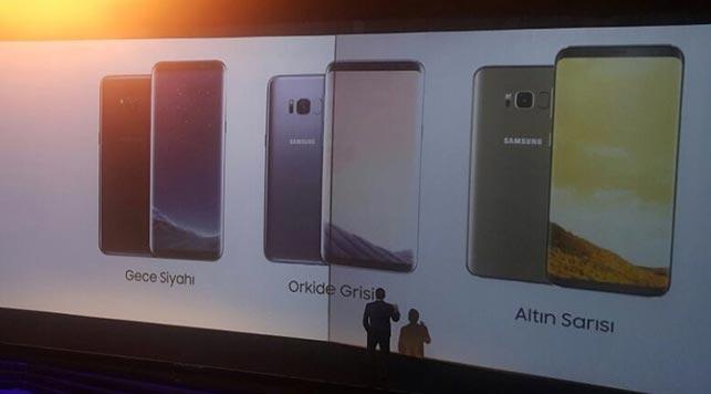 Samsung yeni amiral gemisini tanıttı