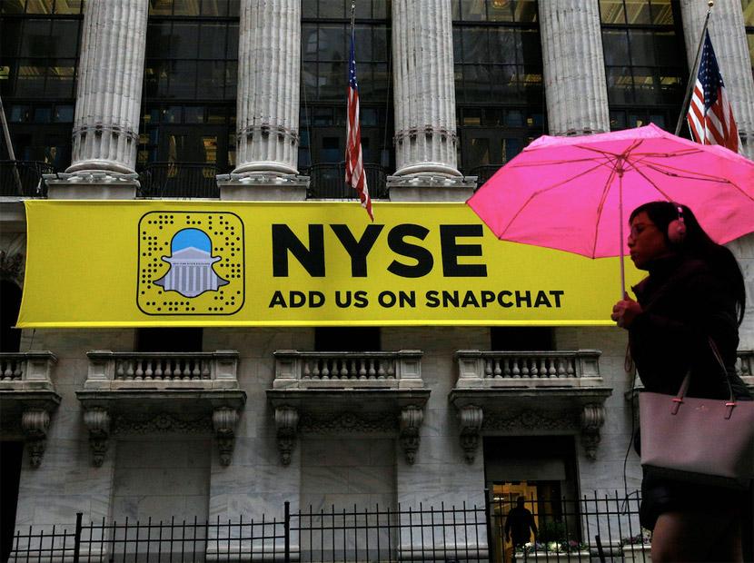 Snapchat'in değeri belli oldu: 24 milyar dolar!