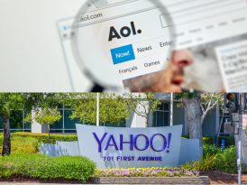 Aol ve Yahoo Oath'a dönüşüyor