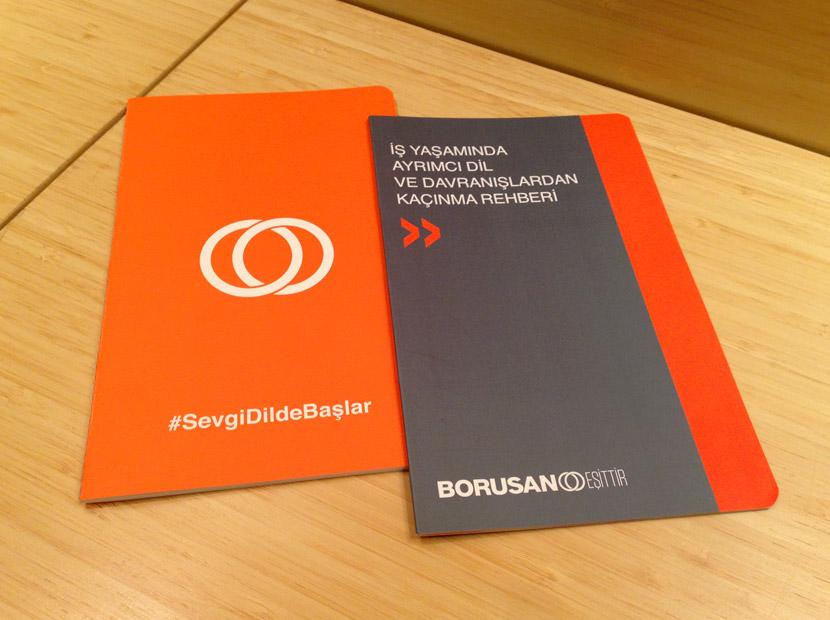 Borusan'dan toplumsal eşitlik çağrısı