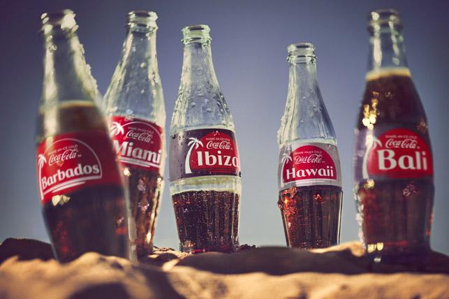 Coca-Cola'dan yaza hazırlık