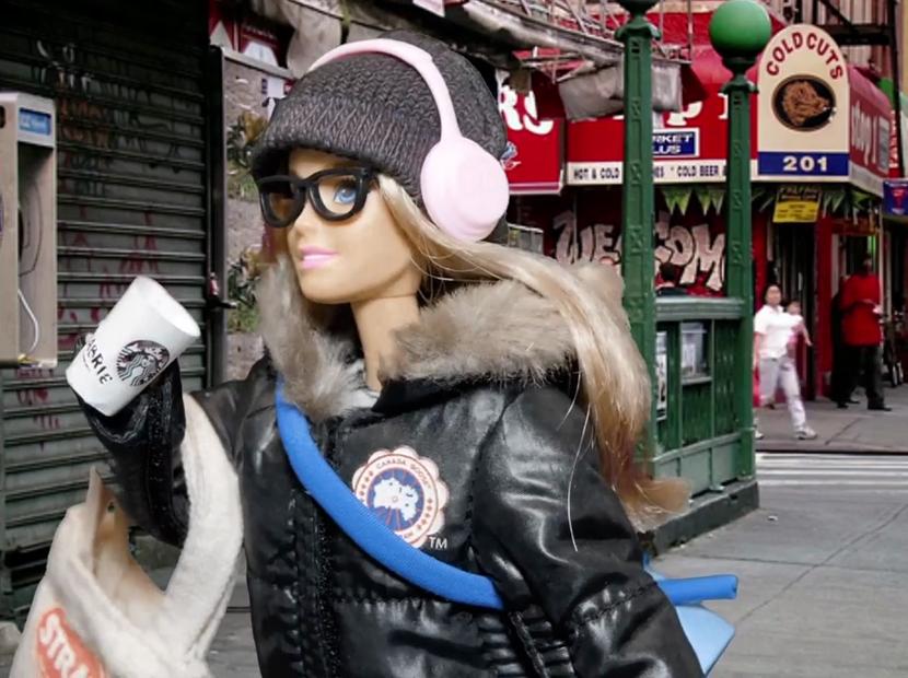 İçimizden biri: Barbie