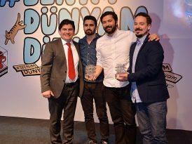 MIXX Awards Türkiye'de yılın en iyisi Gay Turtle