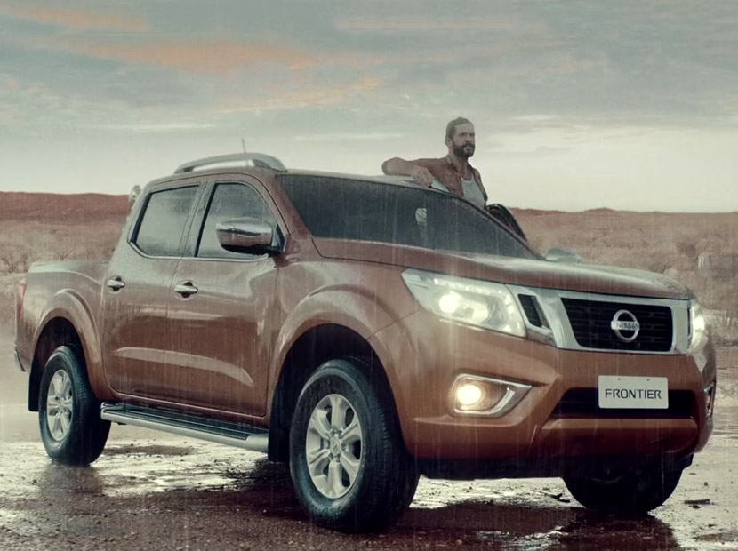 Nissan'dan destansı bir güç gösterisi