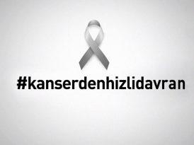 Türk Kanser Derneği'nden çağrı