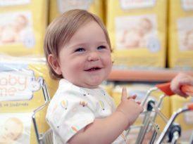 Bebek bezlerinden yüz güldüren bir şarkı