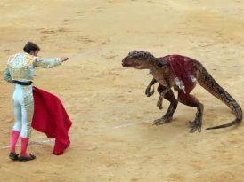 Kan, şiddet ve dinozorlar