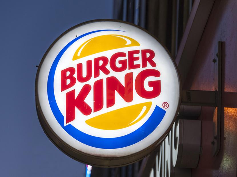 Burger King'den gerçek kralı kızdıran kampanya