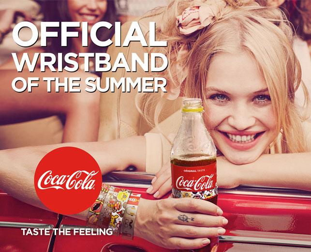 Coca-Cola'dan festival biletine dönüşen şişeler