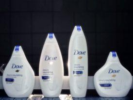 Dove'dan vücut tipinize göre ambalaj tasarımı