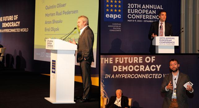 22. EAPC Konferansı başlıyor