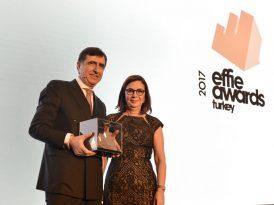 Effie Türkiye 2017'nin kazananları belli oldu