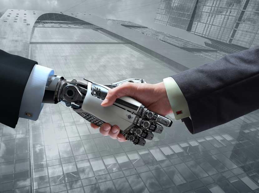 Robot çağının yeni meslekleri