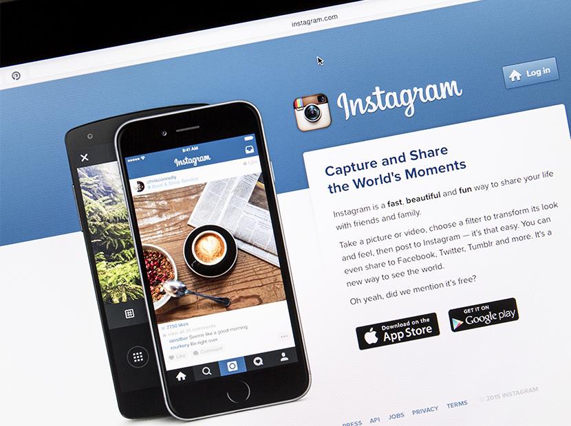 Instagram'da masaüstü fotoğraf paylaşılabilecek