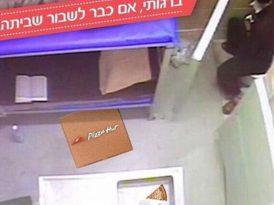 Pizza Hut İsrail'den tepki çeken paylaşım