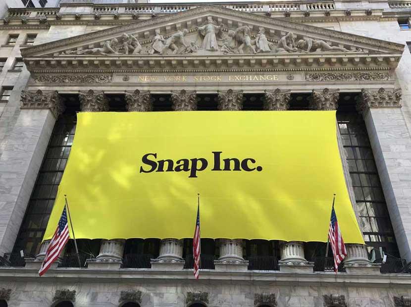 Snapchat'ten reklamverenleri sevindirecek hamle
