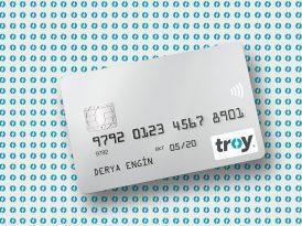 Türkiye'de cüzdanlar TROY ile tanışıyor