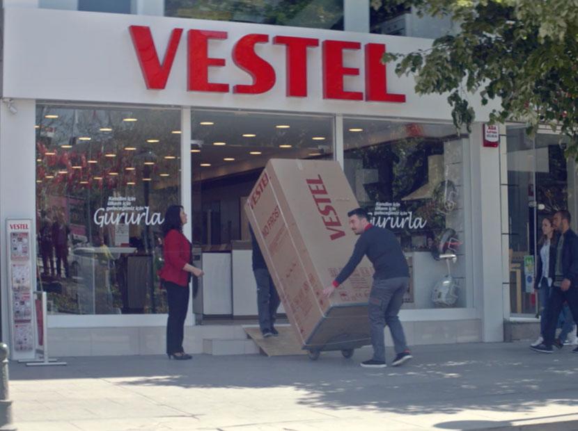 Vestel'den gerçek hikâyeler