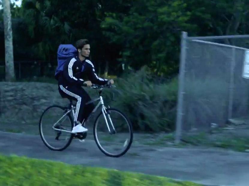 Adidas'tan spora karşı farkındalık girişimi