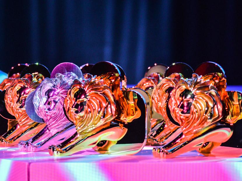 Cannes'da beş yeni kategorinin kazananları açıklandı
