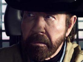Chuck Norris varsa sorun yok