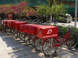 Yemeksepeti ana şirketi Delivery Hero'nun halka arzı gerçekleşti
