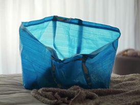 Mavi çanta 30 yaşında
