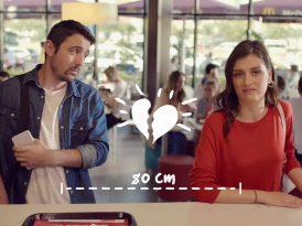 Kırık kalplere McDonald's tedavisi